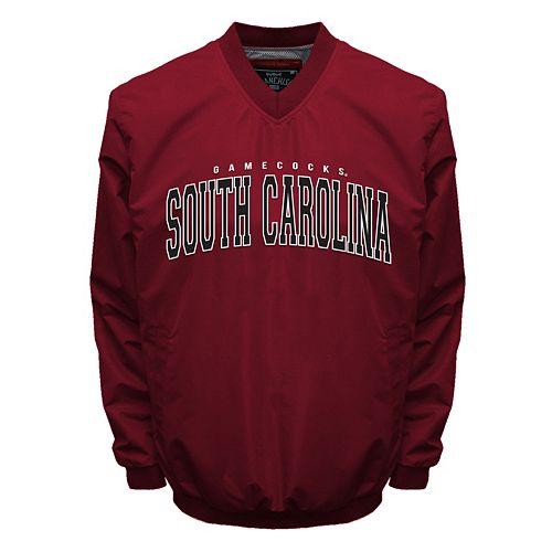Men's Franchise Club South Carolina Gamecocks Squad Windshell Jacket