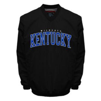 Men's Franchise Club Kentucky Wildcats Squad Windshell Jacket