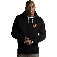 Men's Antigua Baltimore Orioles Victory Pullover Hoodie