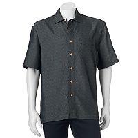 Big & Tall Batik Bay Casual Button-Down Shirt