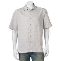 Big & Tall Batik Bay Casual Button-Down Shirt