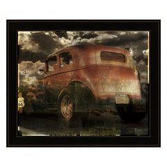 Route 66 Framed Wall Art