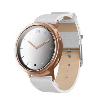Misfit Phase Women's Leather Hybrid Smart Watch