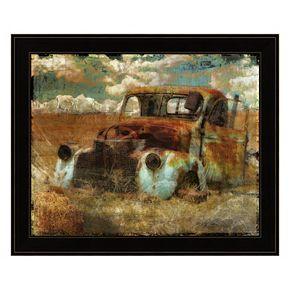 Abandoned Framed Wall Art