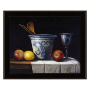 Still Life Harmony Framed Wall Art