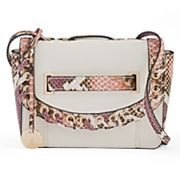 Jennifer Lopez Hailey Grommet Crossbody Bag