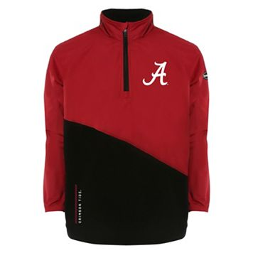 Men's Franchise Club Alabama Crimson Tide All-Cover Pullover