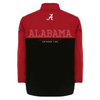 Men's Franchise Club Alabama Crimson Tide All-Cover Pullover