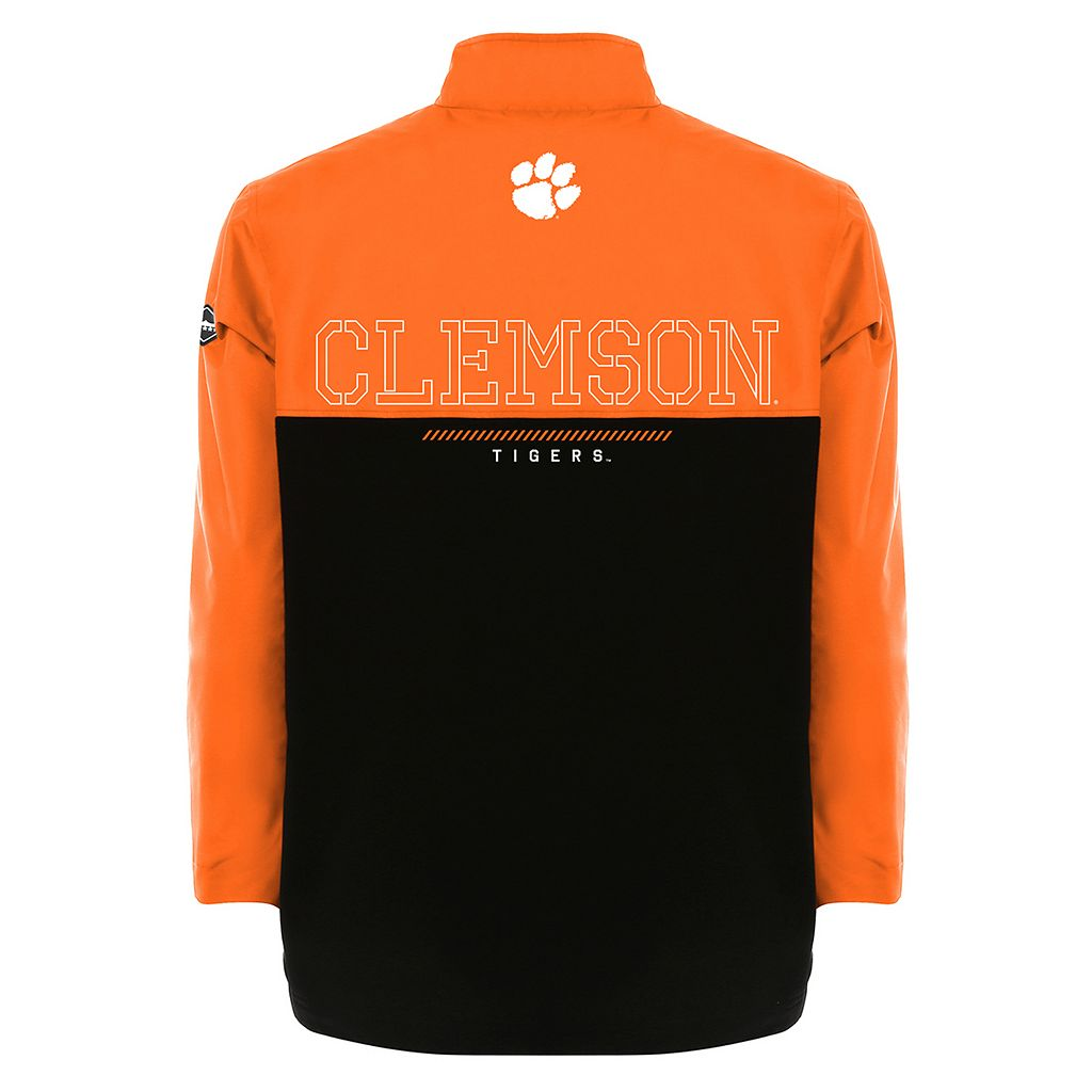 Men's Franchise Club Clemson Tigers All-Cover Pullover