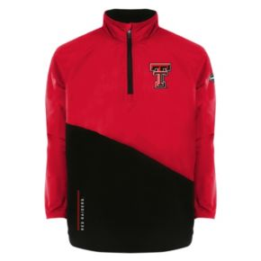 Men's Franchise Club Texas Tech Red Raiders All-Cover Pullover