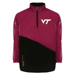 Men's Franchise Club Virginia Tech Hokies All-Cover Pullover