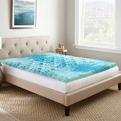 Eco Sense 2-inch Gel Mattress Topper