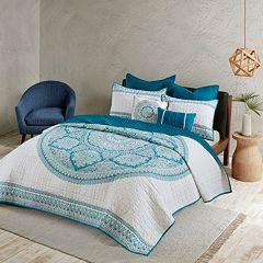 Urban Habitat 7 pc Candice Coverlet Set