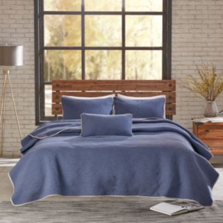 INK+IVY 3-piece Shelby Coverlet Set