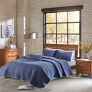 INK+IVY 3 pc Shelby Coverlet Set