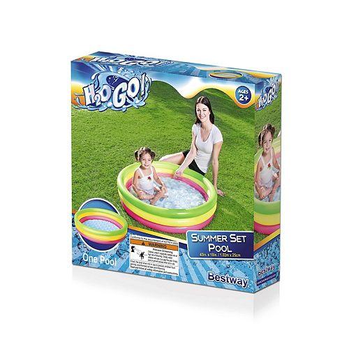 H2OGO! Summer Set Pool by Bestway