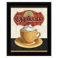 Coffee Moment I Framed Wall Art