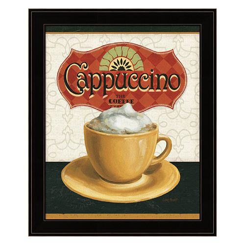 Coffee Moment I Framed Wall Art