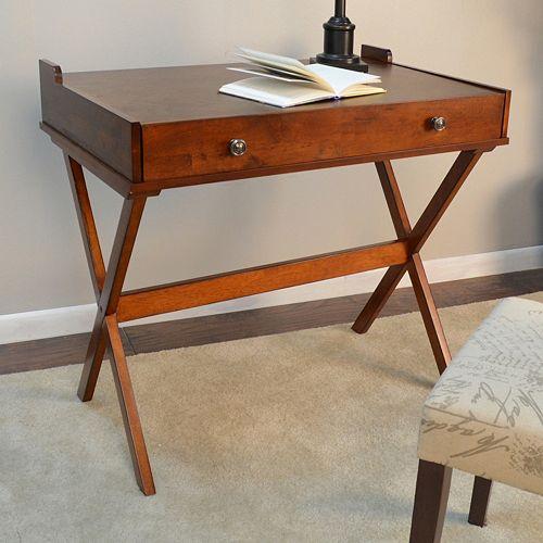 Elise Flip-Top Corkboard Desk