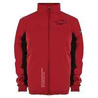 Men's Franchise Club Arkansas Razorbacks Alpine Reversible Jacket
