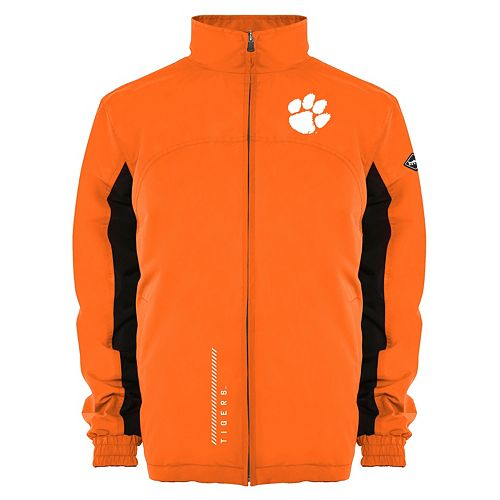 Men's Franchise Club Clemson Tigers Alpine Reversible Jacket