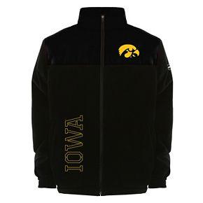 Men's Franchise Club Iowa Hawkeyes Alpine Reversible Jacket
