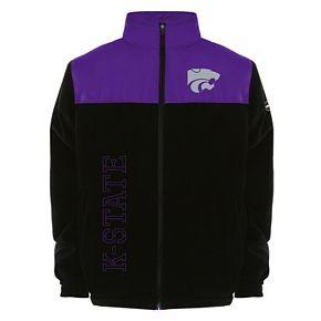 Men's Franchise Club Kansas State Wildcats Alpine Reversible Jacket