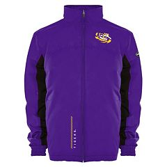 Men's Franchise Club LSU Tigers Alpine Reversible Jacket
