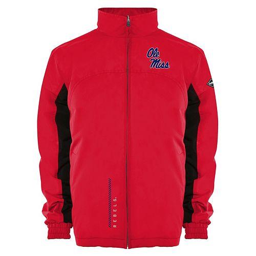 Men's Franchise Club Ole Miss Rebels Alpine Reversible Jacket