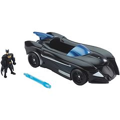 Justice League Action Batmobile & Batjet by Mattel