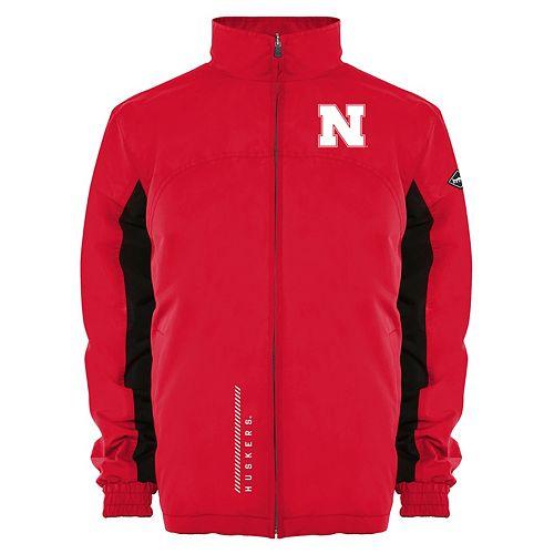 Men's Franchise Club Nebraska Cornhuskers Alpine Reversible Jacket