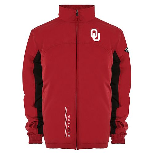 Men's Franchise Club Oklahoma Sooners Alpine Reversible Jacket