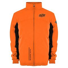 Men's Franchise Club Oklahoma State Cowboys Alpine Reversible Jacket