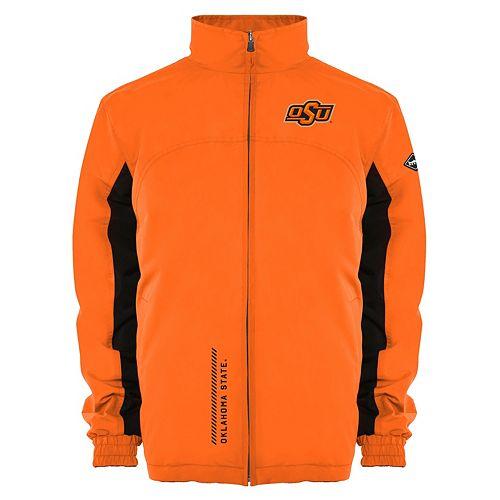 Men's Franchise Club Oklahoma State Cowboys Alpine Reversible Jacket