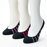 PUMA 3-pk. Performance No-Show Liner Socks - Women