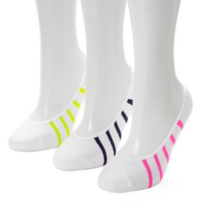 PUMA 3-pk. Performance No-Show Liner Socks - Women