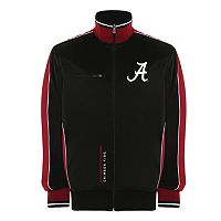 Men's Franchise Club Alabama Crimson Tide Breaker Track Jacket