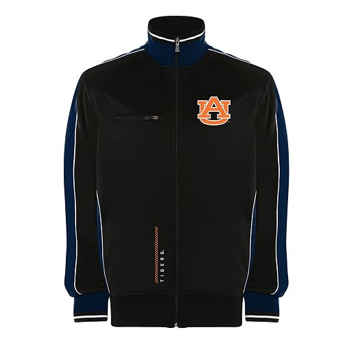 Men's Franchise Club Auburn Tigers Breaker Track Jacket