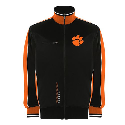 Men's Franchise Club Clemson Tigers Breaker Track Jacket
