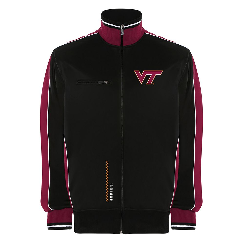 Men's Franchise Club Virginia Tech Hokies Breaker Track Jacket