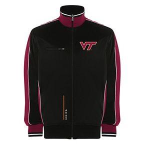 Men's Franchise Club Virginia Tech Hokies Breaker Track Jacket