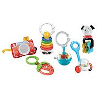 Fisher-Price Tiny Take-Alongs Gift Set