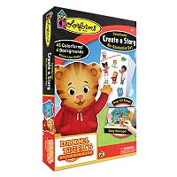 Daniel Tiger Create a Story Re-Stickable Playset by Colorforms