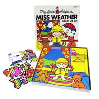 Colorforms Miss Weather Create a Story Re-Stickable Playset