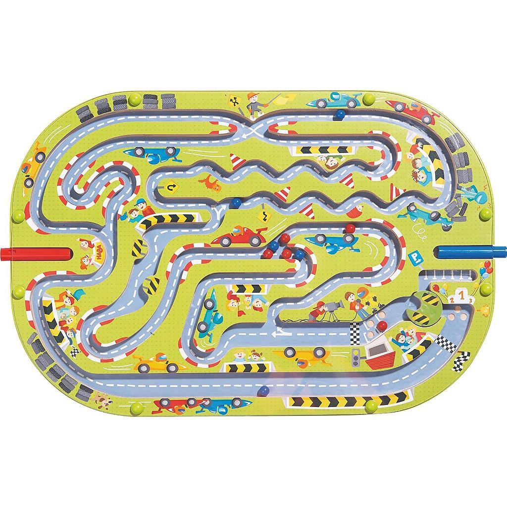 HABA Big Racing Magnetic Game