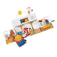 Fisher-Price My First Farm Soft Book