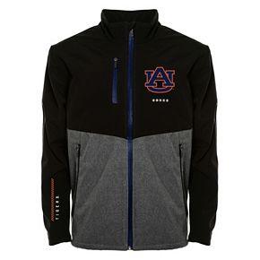 Men's Franchise Club Auburn Tigers Fusion Softshell Jacket