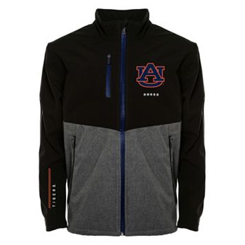 Men's Franchise Club Auburn Tigers Fusion Softshell Jacket
