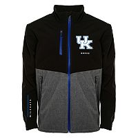 Men's Franchise Club Kentucky Wildcats Fusion Softshell Jacket