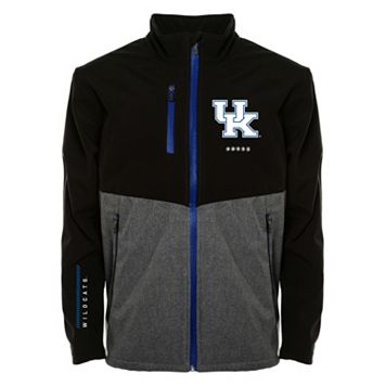 Men's Franchise Club Kentucky Wildcats Fusion Softshell Jacket